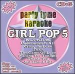 Party Tyme Karaoke: Girl Pop, Vol. 5
