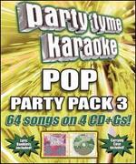 Party Tyme Karaoke: Pop Party Pack, Vol. 3