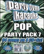 Party Tyme Karaoke: Pop Party Pack, Vol. 7
