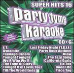 Party Tyme Karaoke - Super Hits 16
