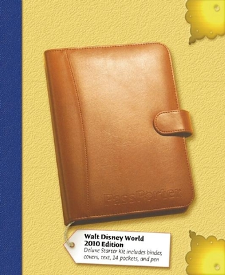 Passporter's Walt Disney World: The Ultimate Travel Guide, Planner, Organizer, Journal, and Keepsake - Marx, Jennifer