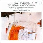 Paul Hindemith: Sonatas for Woodwind
