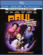 Paul [Includes Digital Copy] [UltraViolet] [Blu-ray] - Greg Mottola