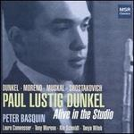 Paul Lustig Dunkel: Alive in the Studio