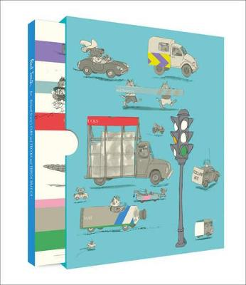 Paul Smith for Richard Scarry's Cars and Trucks and Things That Go slipcased edition - Scarry, Richard