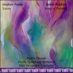 Paulus: Voices; Hopkins: Songs of Eternity