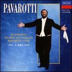 Pavarotti: Die 18 Mooiste Opnamen van's Werelds Beroemdste Tenor