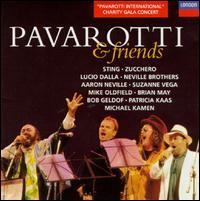 Pavarotti & Friends - Luciano Pavarotti
