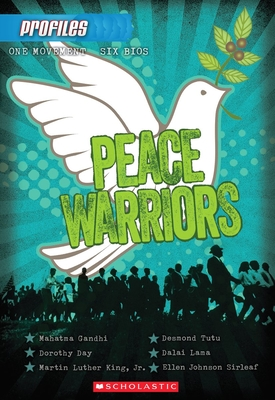 Peace Warriors (Profiles #6) - Pinkney, Andrea Davis