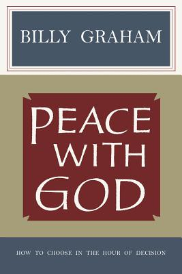 Peace with God - Graham, Billy