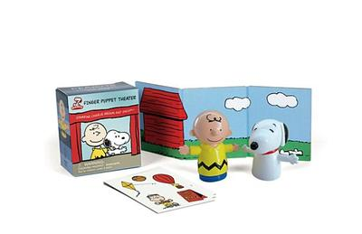 Peanuts Finger Puppet Theater - Running Press (Creator)
