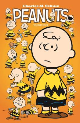 Peanuts, Volume Four - Schulz, Charles M, and Houghton, Shane
