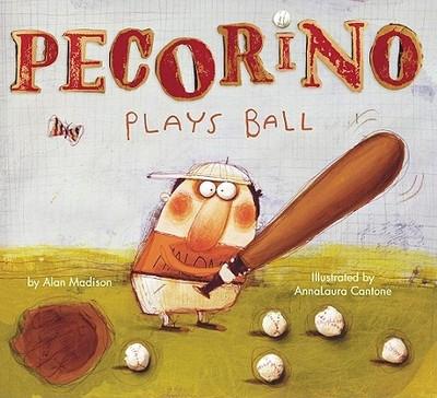 Pecorino Plays Ball - Madison, Alan