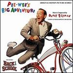 Pee Wee's Big Adventure / Back to School [Red Vinyl] [B&N Exclusive]