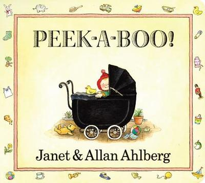 Peek-A-Boo Board Book - Ahlberg, Janet, and Ahlberg, Allan