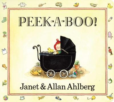Peek-A-Boo Board Book - Ahlberg, Janet, and Ahlberg, Allan