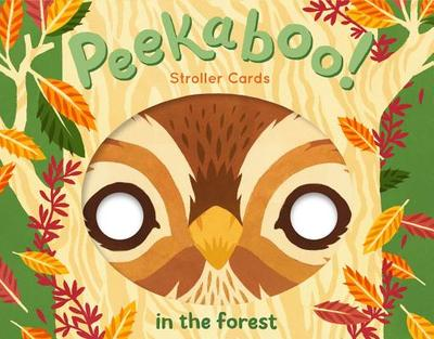 Peekaboo! Stroller Cards: In the Forest - Rogge, Robie