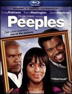 Peeples [Includes Digital Copy] [Blu-ray]