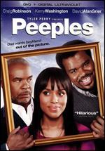 Peeples [Includes Digital Copy] - Tina Gordon Chism