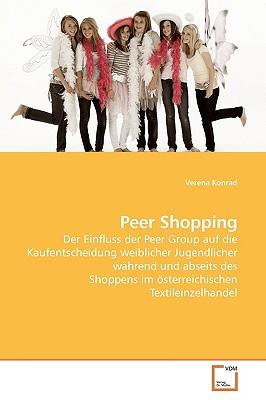 Peer Shopping - Konrad, Verena