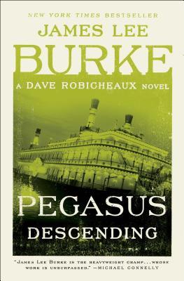 Pegasus Descending - Burke, James Lee