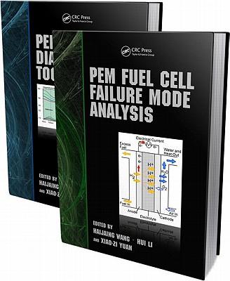 Pem Fuel Cell Durability Handbook, Two-Volume Set - Wang, Haijiang (Editor)
