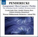 Penderecki: Fonogrammi; Horn Concerto; Partita