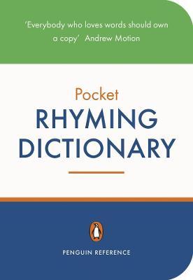 Penguin Pocket Rhyming Dictionary - Fergusson, Rosalind
