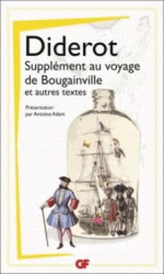 Pensees Philosophiques / Lettre Sur Les Aveugles / Supplement Au Voyage - Diderot