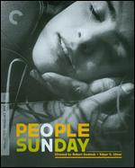 People on Sunday [Criterion Collection] [Blu-ray] - Edgar G. Ulmer; Fred Zinnemann; Robert Siodmak