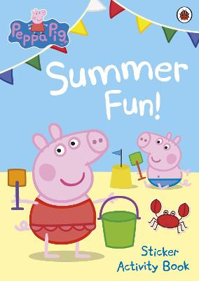 Peppa Pig: Summer Fun! Sticker Activity Book -