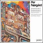 Per Nørgard: Symphonies Nos. 2 & 4