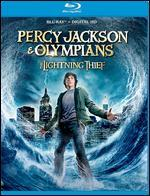 Percy Jackson and the Olympians: The Lightning Thief [Blu-ray]