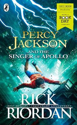Percy Jackson and the Singer of Apollo: World Book Day 2019 - Riordan, Rick