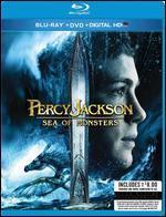 Percy Jackson: Sea of Monsters [Includes Digital Copy] [Blu-ray/DVD] [Movie Money]
