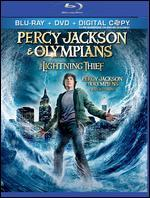 Percy Jackson & the Olympians: The Lightning Thief [2 Discs] [Includes Digital Copy] [Blu-ray/DVD]