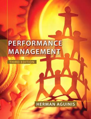 Performance Management - Aguinis, Herman