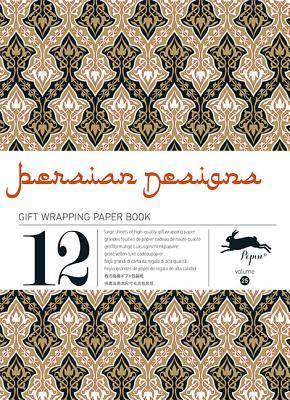Persian Designs Gift Wrap Pape - Pepin Press (Designer)