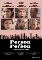 Person to Person - Dustin Guy Defa