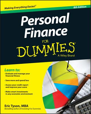 Personal Finance for Dummies - Tyson, Eric, MBA