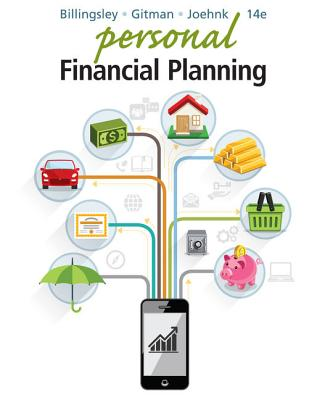 Personal Financial Planning - Billingsley, Randy, and Gitman, Lawrence