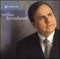 Perspectives - Yefim Bronfman (piano); Israel Philharmonic Orchestra; Zubin Mehta (conductor)