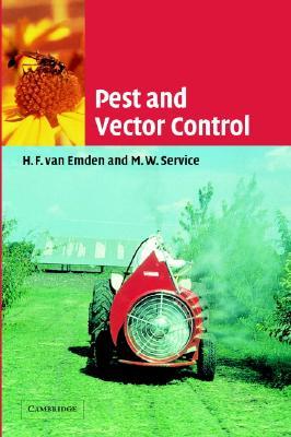 Pest and Vector Control - Emden, H F Van
