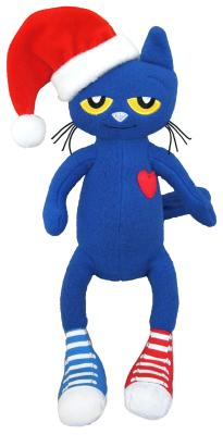 "Pete the Cat Saves Christmas Doll: 15"" - Litwin, Eric"