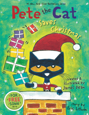 Pete the Cat Saves Christmas - Litwin, Eric