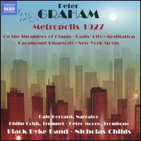 Peter Graham: Metropolis 1927 - Black Dyke Band; Dale Gerrard; Peter Moore (trombone); Philip Cobb (trumpet); Richard Phillips (keyboards)