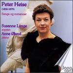 Peter Heise: Sange og romancer