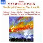 Peter Maxwell Davies: Strathclyde Concertos Nos. 9 & 10; Carol�sima