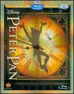 Peter Pan [Diamond Edition] [3 Discs] [Includes Digital Copy] [Blu-ray/DVD] - Clyde Geronimi; Hamilton Luske; Wilfred Jackson