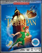 Peter Pan [Signature Collection] [Blu-ray/DVD] - Clyde Geronimi; Hamilton Luske; Wilfred Jackson